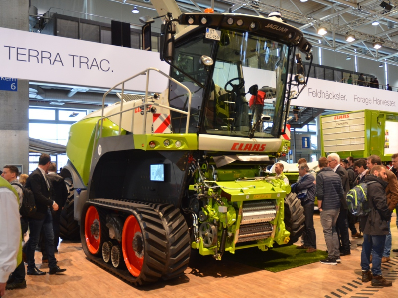 Claas wants to be a global player
