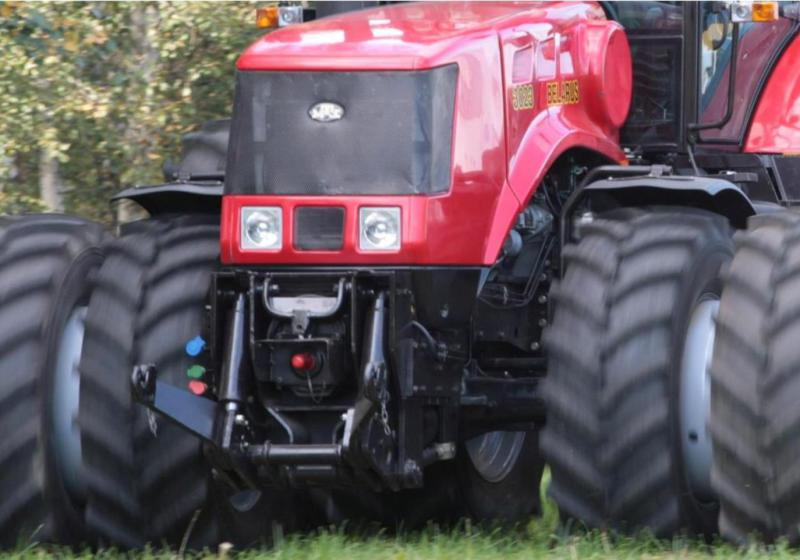 Belarus close to launching diesel-electric tractor