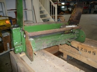 Used parts for forage harvesters John Deere Slijpinrichtring / Sharpening system