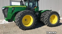 9410R 4WD POWERSHIFT PTO TRACTOR FOR SALE ONTARIO CAN