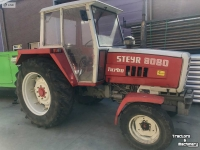 Tractors Steyr 8080