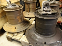 Mower PZ CMP Maaitrommels Rotary Drums